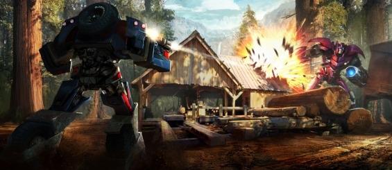 Студия Jagex Games готовит еще один мультипплеерный проект