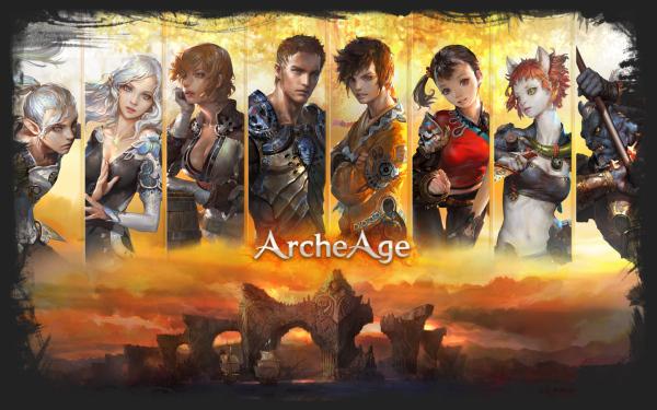 Что можно сказать об игре Arche Age?