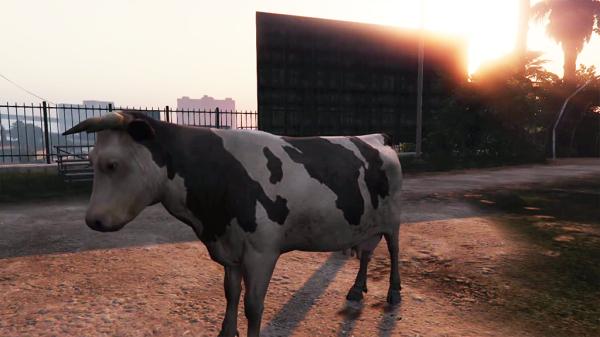 Игроки GTA V смогут перевоплотиться в животных