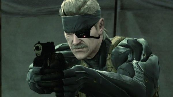 Обновленная Метал Гир Онлайн это часть МГС5: Боль Фантома?
