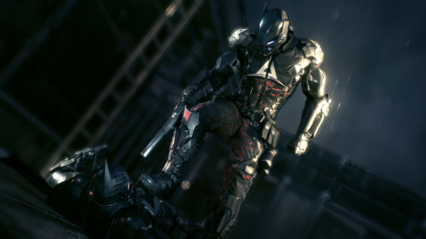 Рокстади улучшает игру Batman: Arkham Knight