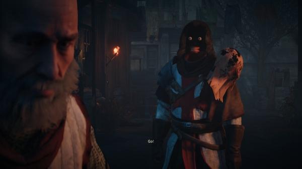 Проблема с персонажами-монстрами в Assassin's Creed Unity устранена