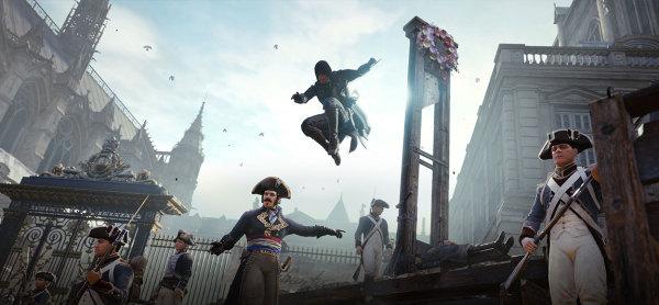 Что изменилось в ситуации с багами и ошибками в Assassin's Creed Unity?