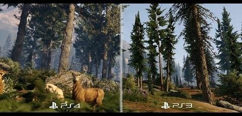 Графическое сравнение GTA V на PS 3 и PS 4