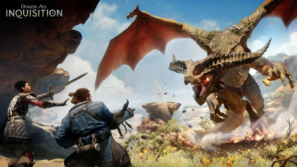 Долгожданный релиз Dragon Age: Inquisition