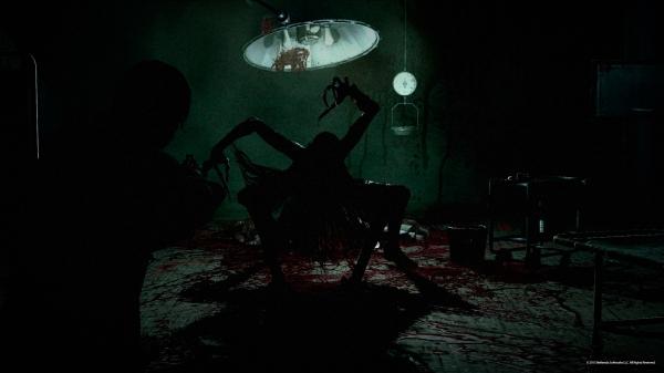 Разработчики The Evil Within позволили баловаться с частотой обновления экрана