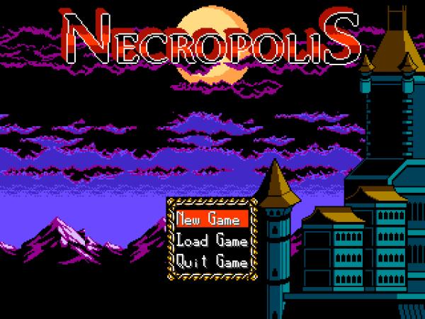 Чего ждать от игры Necropolis