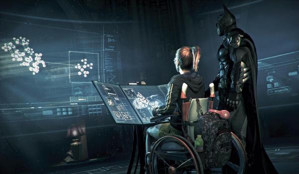 Свежая информация о Batman: Arkham Knight