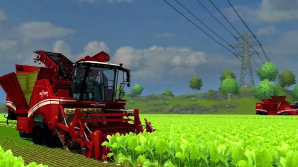 Несколько важных аспектов игры Farming Simulator 2013