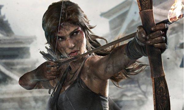 Кто станет издателем игры Rise of the Tomb Raider