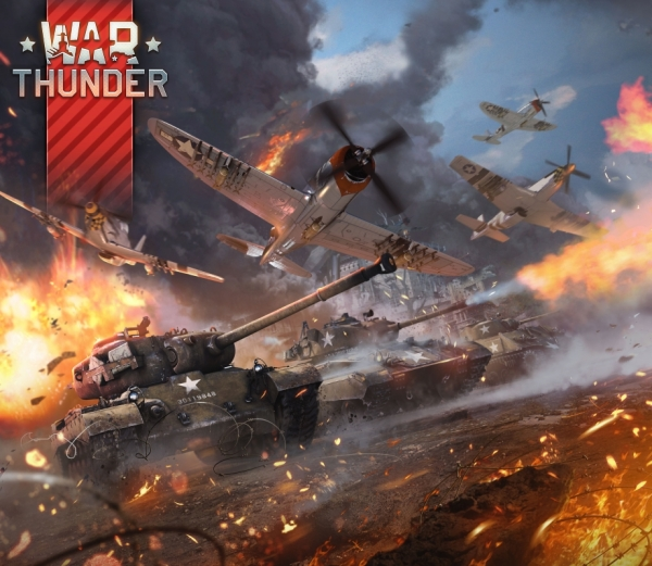 Обновление 1.45 для игры War Thunder