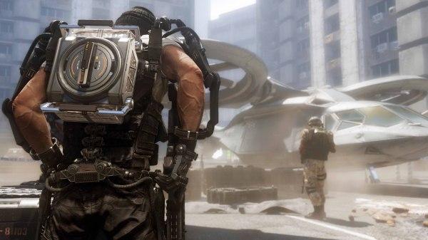 Представлен законченный ролик  Cod: Advanced Warface