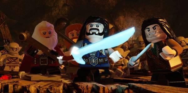 Увлекательная бродилка «LEGO Хоббит»