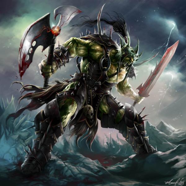 Герой Шедоу Хантер из Warcraft 3 и его основное умение