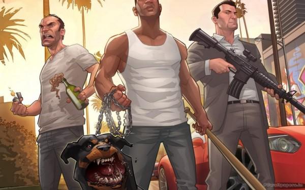 GTA 5 на PC выйдет вовремя