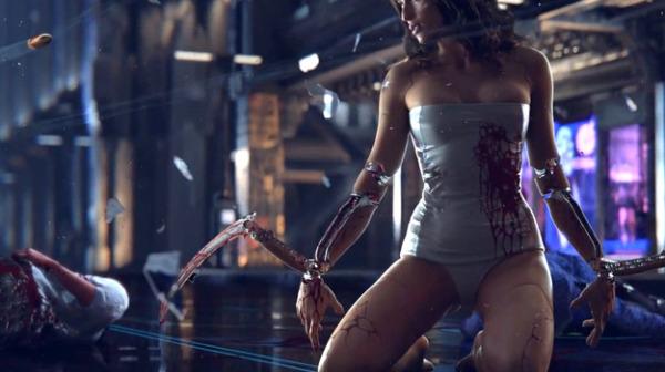 С Cyberpunk 2077 все в порядке