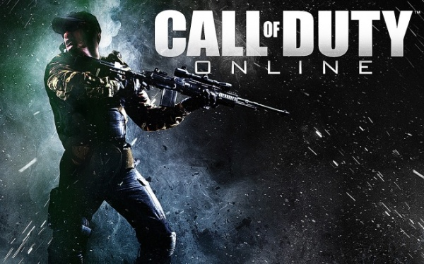 Call of Duty Online теперь и в Китае