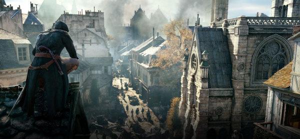 Показаны поверженные властители Assassin's Creed: Unity