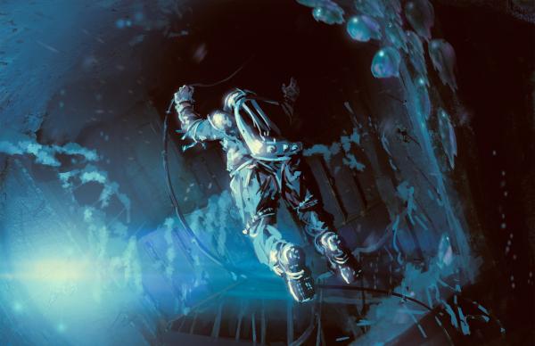 Что ждет пользователей в подводном мире Anoxemia?