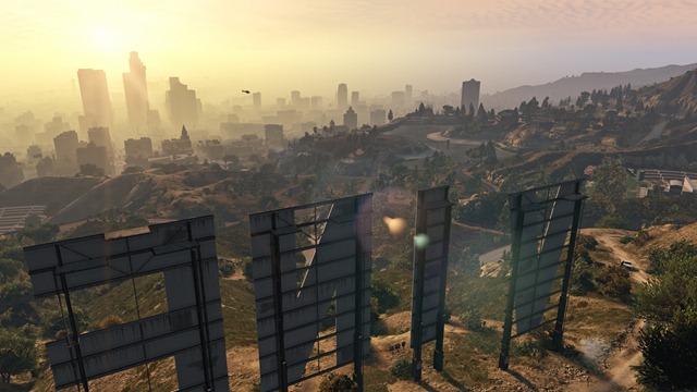 Скриншоты PC версии GTA 5 - 1