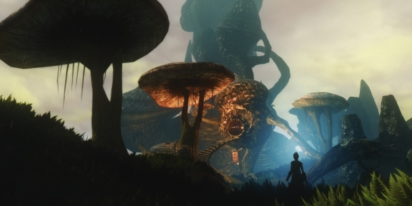 Skywind: выпущен новый трейлер