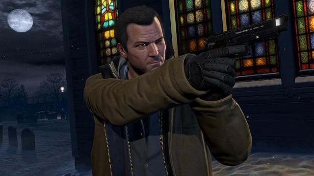 Слухи: Первые подробности сюжетного DLC для GTA 5