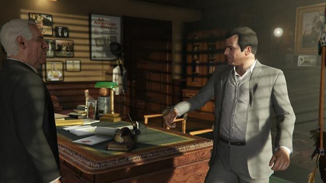 Сериал-драма про разработку Grand Theft Auto от BBC