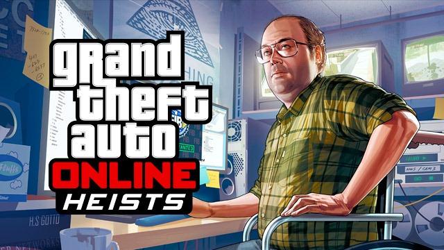 С чего начать Ограбления в GTA Online