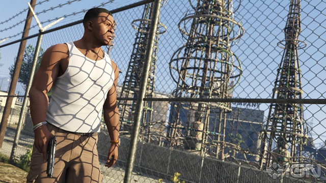 Новые скриншоты ПК-версии GTA 5 от IGN