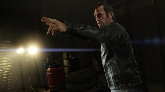 ПК версия GTA 5 создавалась вместе с PS 3 и Xbox 360