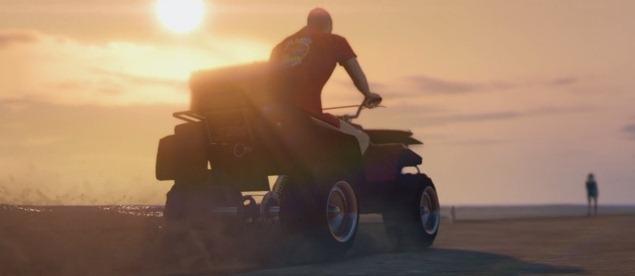 Трейлер ПК-версии GTA 5