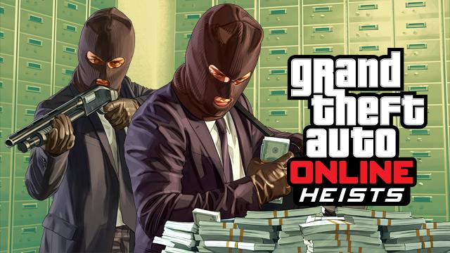 Рекламный трейлер Ограблений для GTA Online на ПК