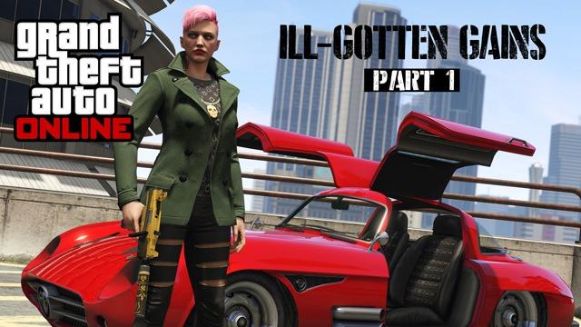 Новое обновление GTA Online на следующей неделе