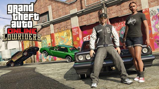 """GTA Online: Обновление """"Лоурайдеры"""" 20 октября"""