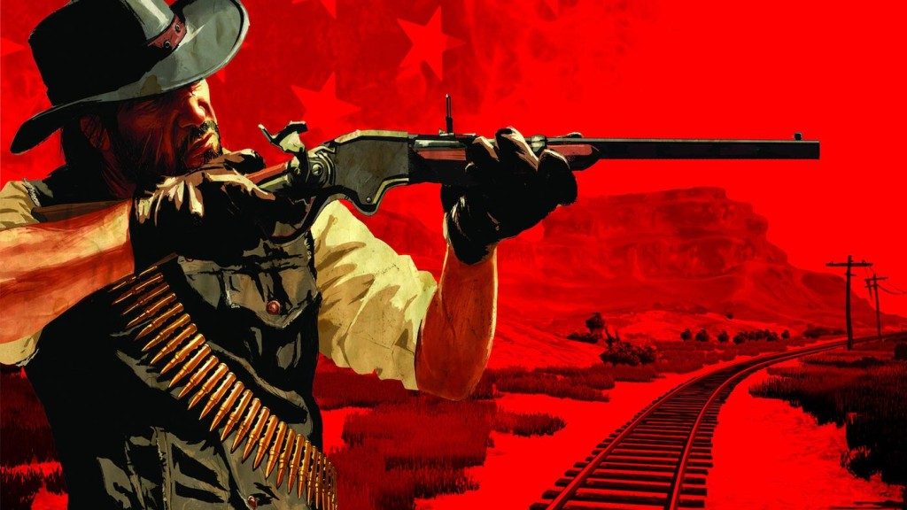 Red Dead Redemption на Xbox One