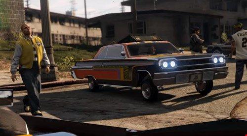 """GTA Online: Обновление """"Лоурайдеры 2"""""""